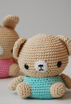 Amigurumi Made Easy Magazine : EMIL AMIGURUMI CROCHET PATTERN Free Crochet Patterns