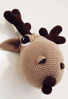 PatternMart.com ::. PatternMart: Holly the Christmas Mouse pattern