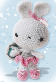 Sweet Bunny Softies To Make: {Free Patterns} : TipNut.com
