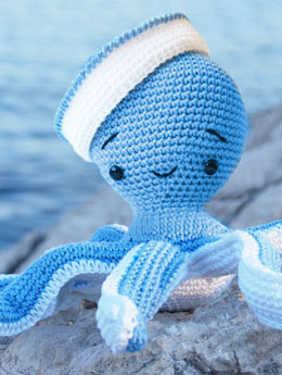 Crochet Patterns Octopus : Amigurumi Octopus