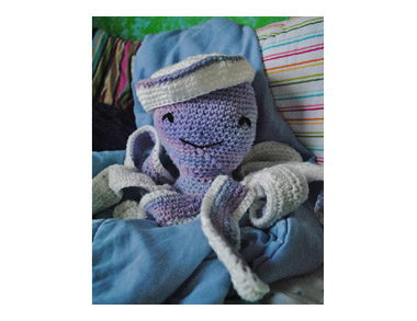 Amigurumi Octopus by Alex