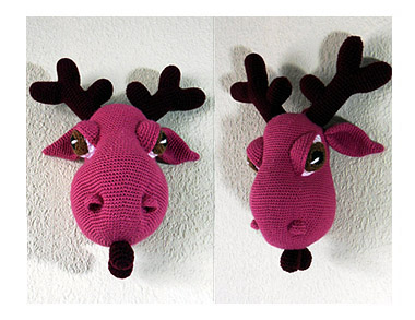 Hogar the Moose by Daniela