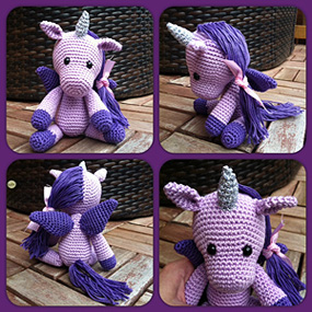 Unicorn by Janine