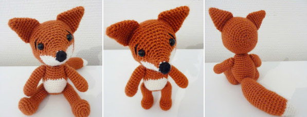 Fox by Julie
