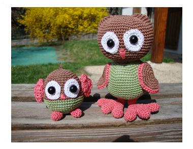 Owls by Magui