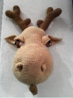 Moose by Margot