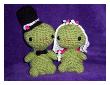 Amigurumi Turtles by Natalie
