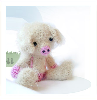 Amigurumi Bear Photo