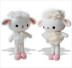 Amigurumi Angela the Sheep