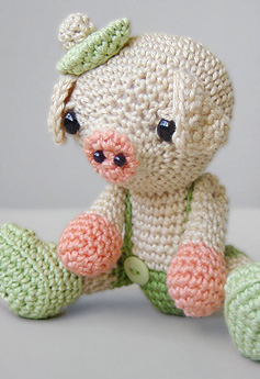 Amigurumi Inspiration Little Pig Free Pattern – FREE AMİGURUMİ CROCHET | 345x237